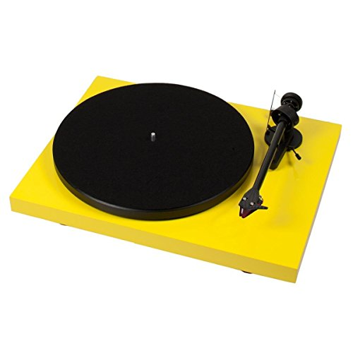 Pro-Ject - Debut Carbon DC (Yellow)