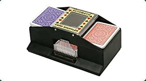 MESCOLATORE CARTE - MESCOLA/MISCHIA CARTE-CARD SHUFFLER MWS