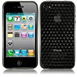CLEAR HYDRO GEL CASE COVER FOR IPHONE 4 4G HD - Item is in stock for immediate despatch