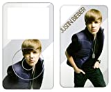 MusicSkins Justin Bieber My World 2.0 Color Skin for Apple iPod Classic 80/120/160GB
