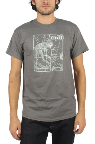 Pixies -  T-shirt - Uomo charcoal Medium