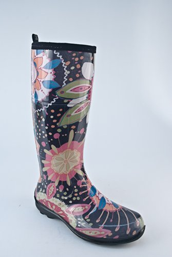 Kamik Janis Casual Flat Rain Boot