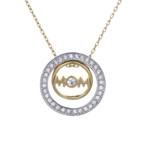 Annaleece Forever Mom Necklace