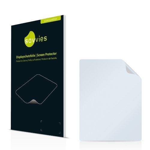 Savvies SC50 CrystalClear Displayschutzfolie passend für Qtek 8310 Smartphone