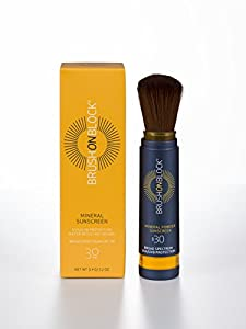 Brush On Block Broad Spectrum SPF 30 Mineral Sunscreen