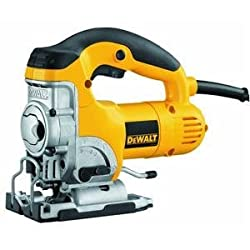 Dewalt DW331K Heavy-Duty VS Jigsaw Kit