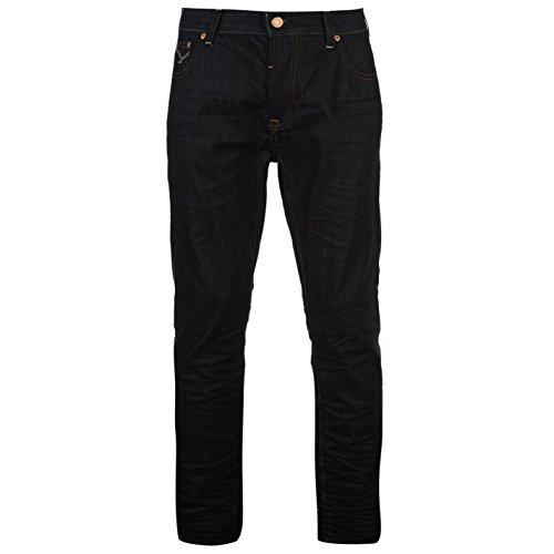 Firetrap Herren Kawk Slim Jeans Roehrenjeans