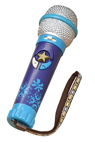 B. Okideoke Microphone - Navy front-51224