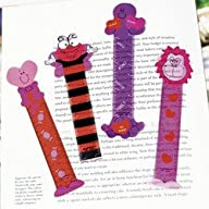 36 VALENTINES DAY BOOKMARK Rulers/HE…