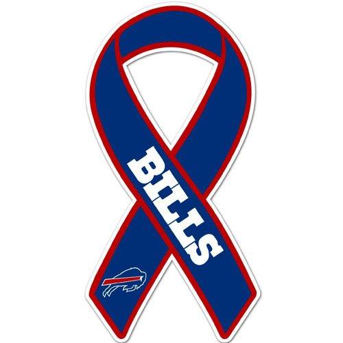 NFL Buffalo Bills Ribbon Magnet (Buffalo Bills Fridge Magnet compare prices)
