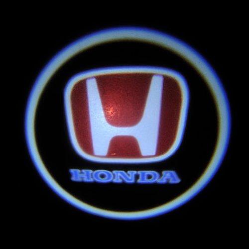3W 4Th Generation Car Logo Led Ghost Shadow Light Laser Door Projector Auto Door Light For Honda