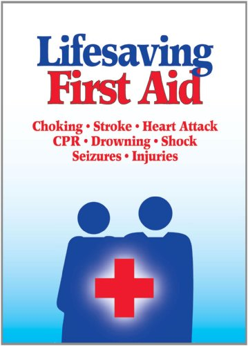 Lifesaving First Aid (Refrigerator Magnet Books)