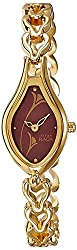 Titan Raga Analog Purple Dial Womens Watch - NE2457YM03