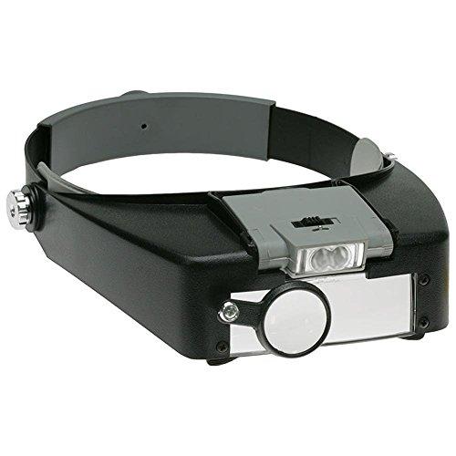 Ggi Led-Bm Illuminated Multipower Led Binohead Magnifier