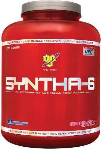 Bsn Syntha-6 Weight Management Protein Powder - Banana - 5.04 Lbs