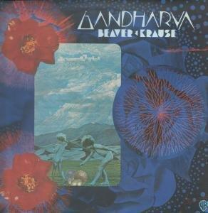 Gandharva Lp Uk Warner Bros 1971 10 Track Musical Soundtrack For A Non Existent Film Green Label Design Matrix A2/B1 (K46130)