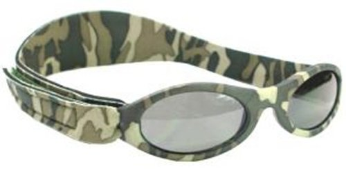 Baby's Store |   Adventure BanZ Baby Age 0-2 Sunglasses, Little Hunter Camo :  little camo banz adventure