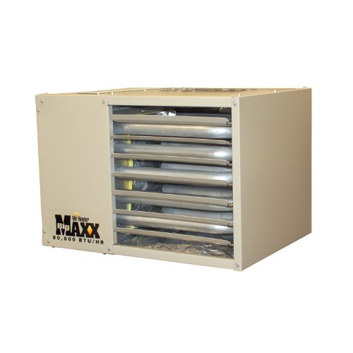 Mr. Heater F260560 Big Maxx MHU80NG Natural Gas Unit Heater (Shop Heater Propane compare prices)