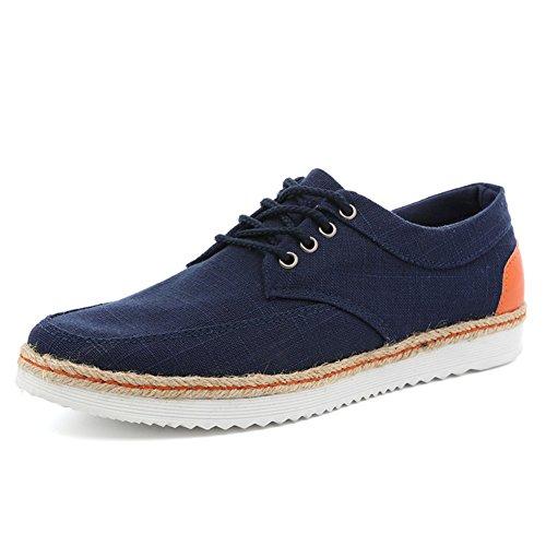 toile Chaussures hommes/Les souliers/chaussures de toile d'été/marée coréenne chaussures respirantes/chaussures basses