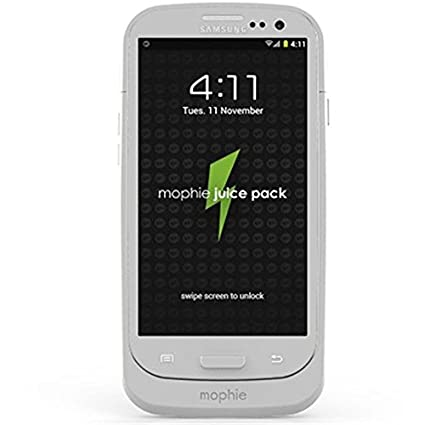 Mophie Juice Pack Plus 2300mAh Battery Case (For Samsung Galaxy S3)