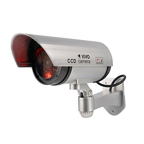 vivoc-silver-flashing-led-100-realistic-dummy-cctv-fake-digital-camera-real-housing