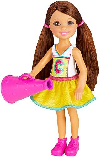 Barbie Sisters Chelsea and Friends Doll, Cheerleader