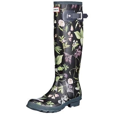Black Hunter Unisex-Adult Rhs Tall Wellington Boot