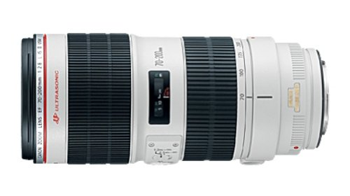 Canon EF 70-200mm f/2.8L II IS USM Telephoto Zoom Lens for Canon SLR Cameras