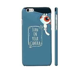 Colorpur Turn On Your Camera Artwork On Apple iPhone 6 Plus / 6s Plus Cover (Designer Mobile Back Case) | Artist: Neeja Shah