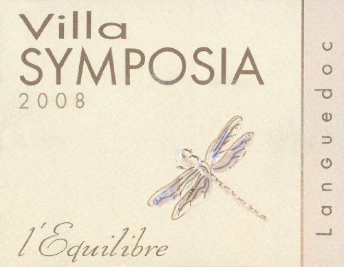 2008 Villa Symposia Coteaux Du Languedoc L'Equilibre 750 Ml