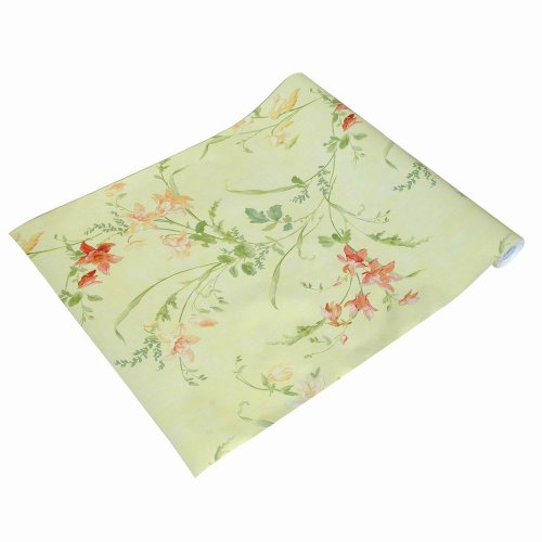 Flower Toss - Self-Adhesive Wallpaper Home Decor(Roll) front-499889