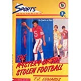 img - for The Mystery of the Stolen Football (Sports Mystery No.3) book / textbook / text book
