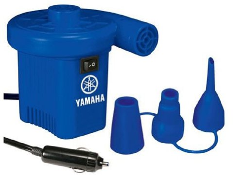 Yamaha Oem 12-Volt Air Pump. High Volumn. For Inflatables. Mar-12Vpu-Mp-06