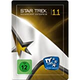 "Star Trek - Raumschiff Enterprise: Season 1.1, Remastered (4 DVDs im Steelbook)von ""William Shatner"""