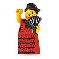 Lego 8827 Minifigure Series 6 - Flamenco Dancer