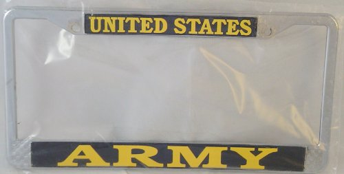 Metal Chrome Football Pittsburgh Steelers License Plate Frame Single Auto Tag
