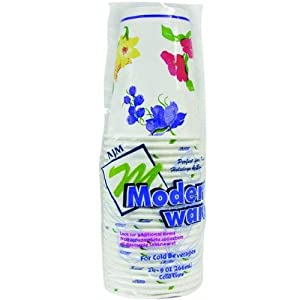 Modern ware Cold Paper Cup, 24CT 9OZ PAPER CUP