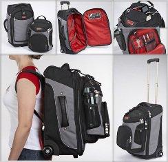 Fender Wheeled Traveler Luggage Suitcase
