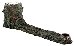 Greenman Incense Holder Collectible Aroma Scent Burner Figurine