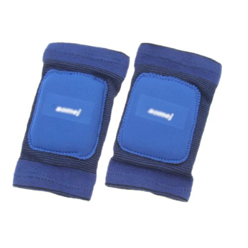 Children Knee Support Stretch Brace Pad Wrap Band For Sports front-476695
