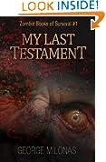 My Last Testament (Zombie Books of Survival Book 1)