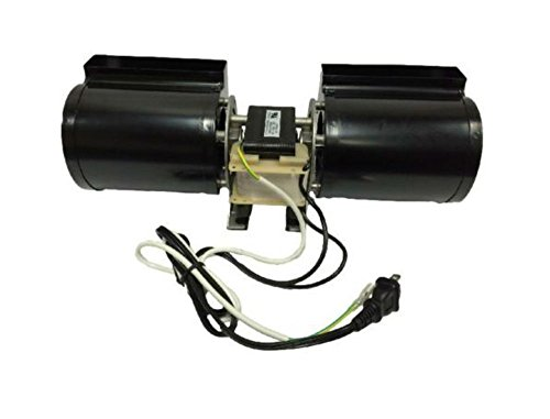 Heat N Glo GFK160A OEM Replacement Fireplace Blower Fan and FK-180 A133 3315 Top Selling Item (Glo Timer compare prices)