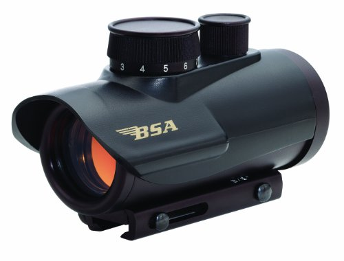 Learn More About BSA 30mm Red Dot Scope with 5 MOA
