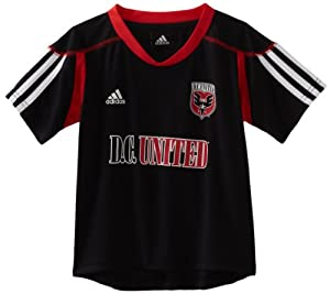 MLS DC United Blank Home Call Up Jersey, Toddler by adidas