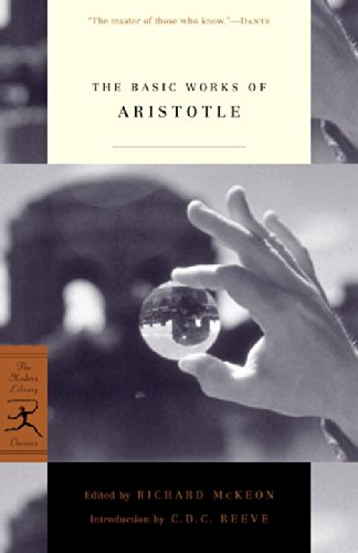 The Basic Works of Aristotle (Modern Library Classics)