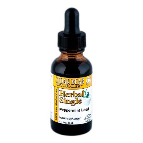 Peppermint Leaf 1 Oz - Mentha X Piperita