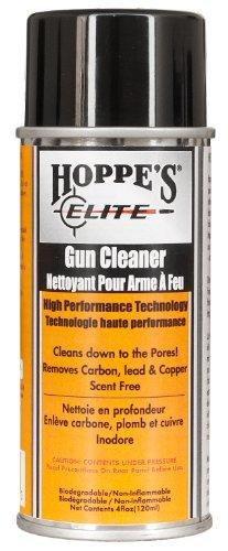 Hoppe'S Elite Aerosol Gun Cleaner Bottle, 4-Ounce