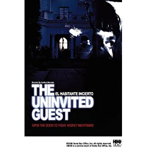 The Uninvited Guest (El Habitante Incierto) movie