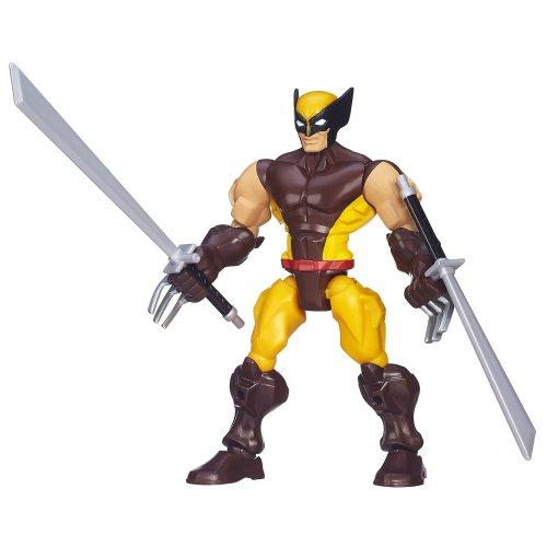Marvel Super Hero Mashers Wolverine Figure - 1