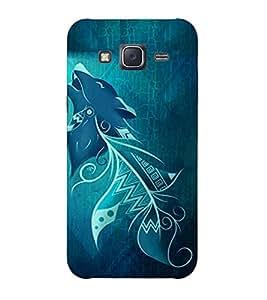 Doyen Creations Designer Printed High Quality Premium case Back Cover For Samsung Galaxy J2